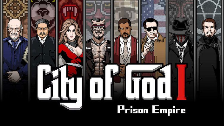 City of God I - Prison Empire [上帝之城 I:监狱帝国] фото