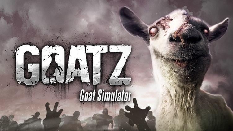 Goat Simulator: GoatZ DLC фото