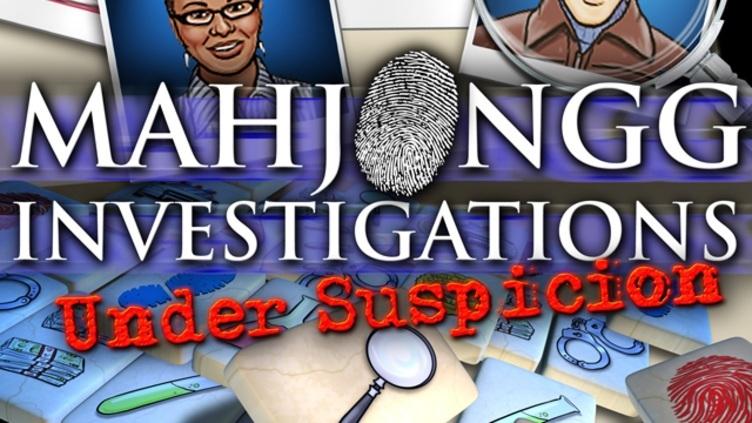 Mahjongg Investigations: Under Suspicion фото