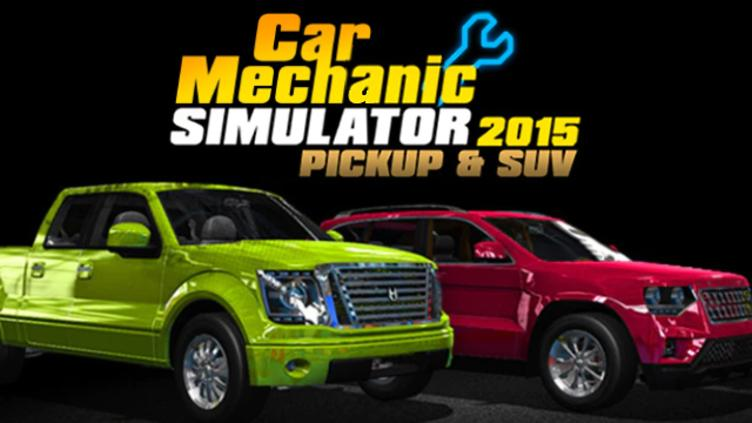 Car Mechanic Simulator 2015 - PickUp & SUV DLC фото