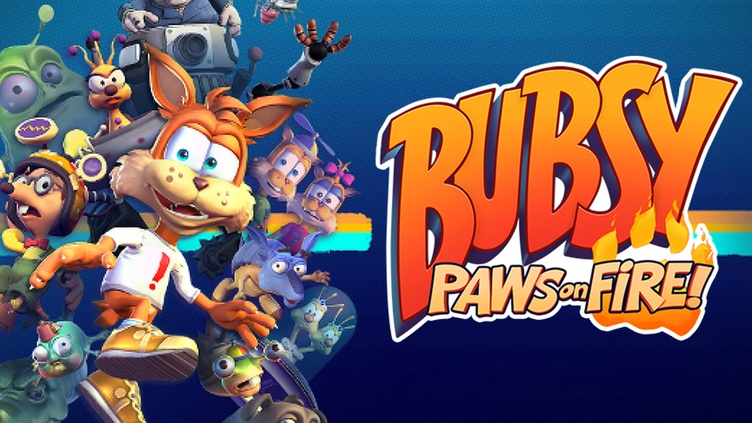 Bubsy: Paws on Fire! фото