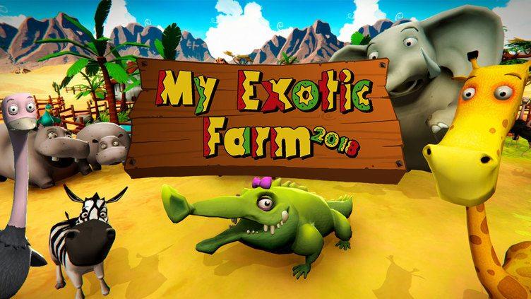My Exotic Farm фото