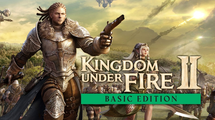 Kingdom Under Fire 2 - Basic Edition фото