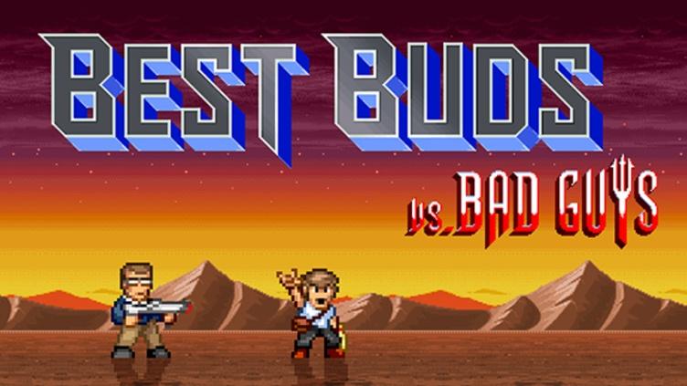 Best Buds vs Bad Guys фото
