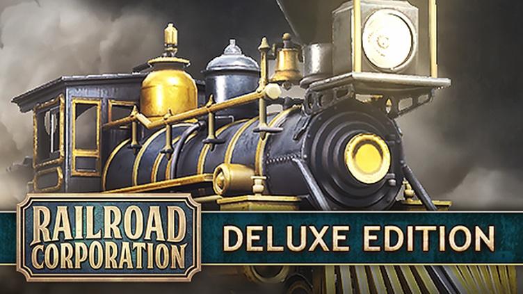 Railroad Corporation - Deluxe DLC