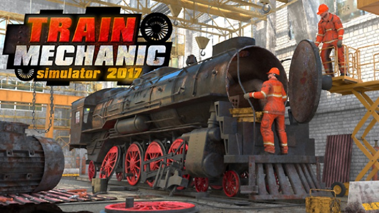 Train Mechanic Simulator 2017 фото