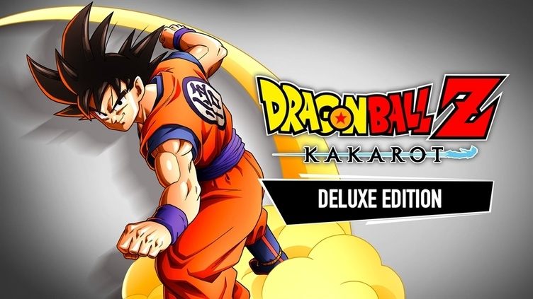 DRAGON BALL Z: KAKAROT Deluxe Edition фото