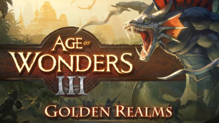 Age of Wonders III - Golden Realms Expansion DLC фото