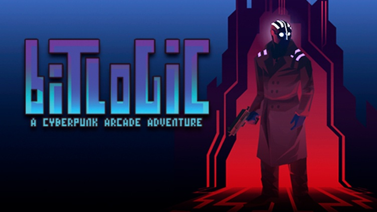 Bitlogic - A Cyberpunk Arcade Adventure фото