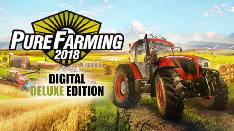 Pure Farming 2018 Deluxe фото