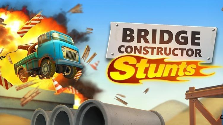 Bridge Constructor Stunts фото