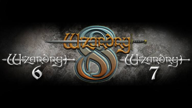 Wizardry 6, 7, and 8 фото