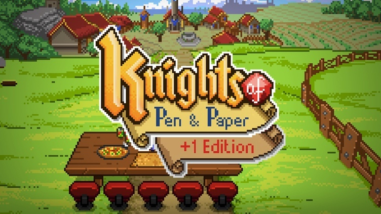 Knights of Pen and Paper +1 Edition фото