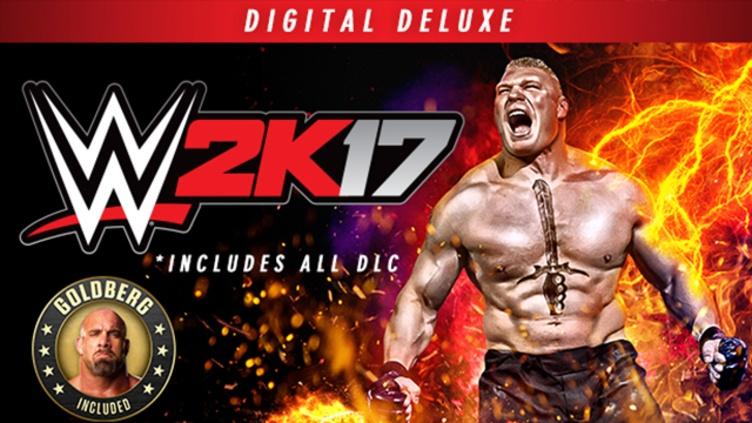 WWE 2K17 Digital Deluxe [ROW]