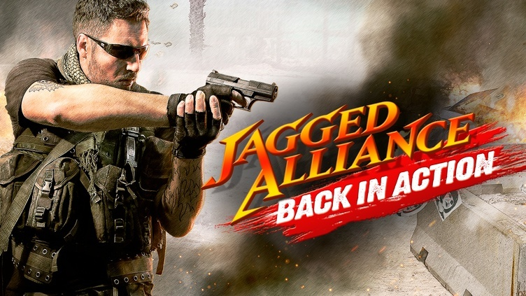 Jagged Alliance - Back in Action фото