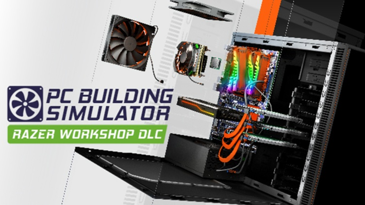 PC Building Simulator - Razer Workshop фото