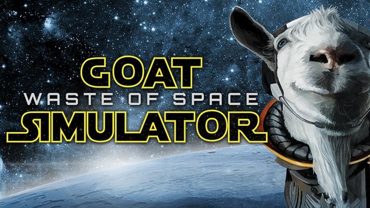 Goat Simulator: Waste of Space DLC фото