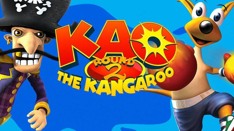 Kao the Kangaroo: Round 2