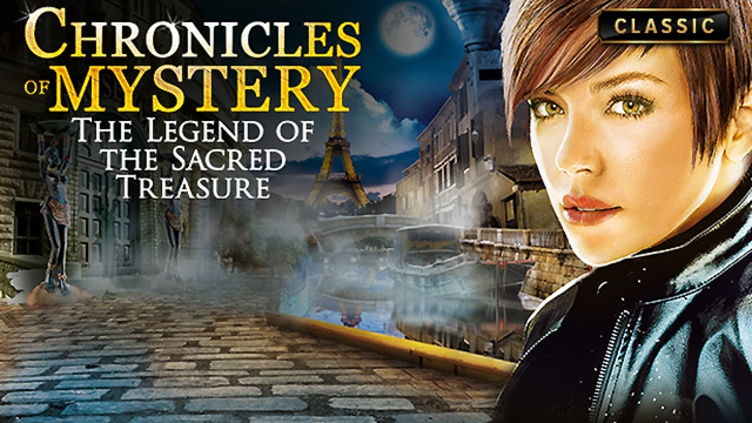 Chronicles of Mystery - The Legend of the Sacred Treasure фото