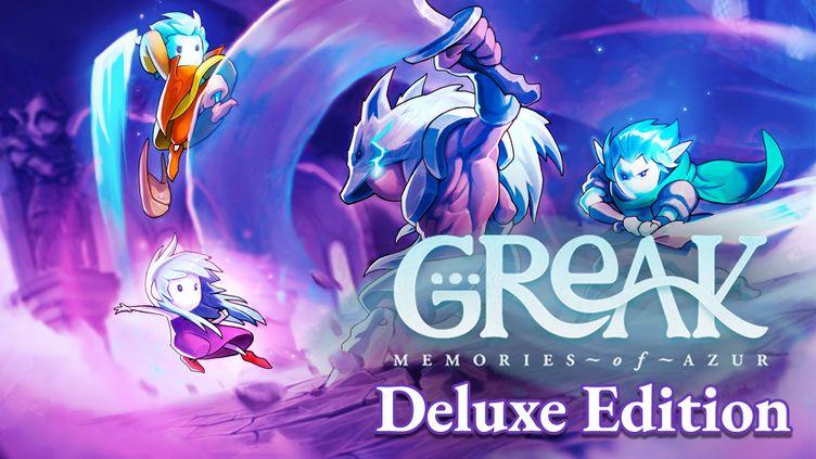 Greak: Memories of Azur - Deluxe Edition
