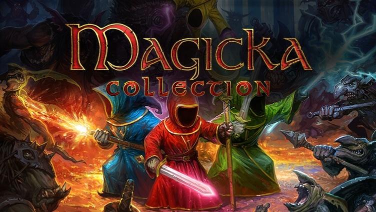 Paradox Interactive / Magicka Collection