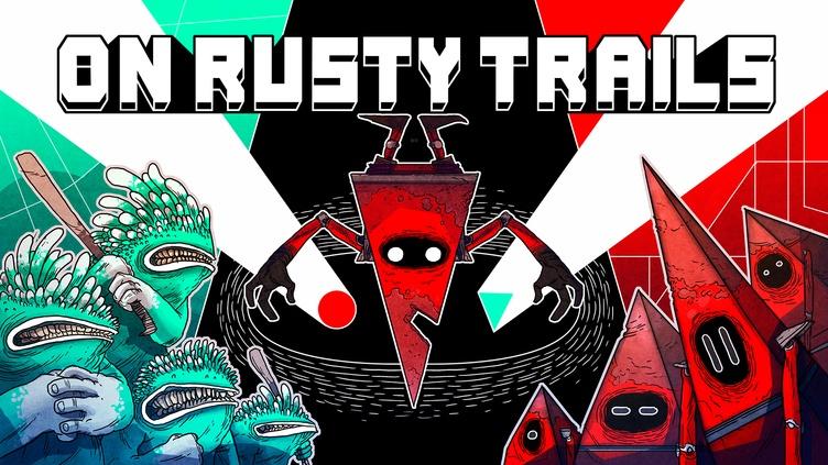 On Rusty Trails фото