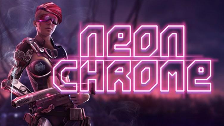 Neon Chrome фото
