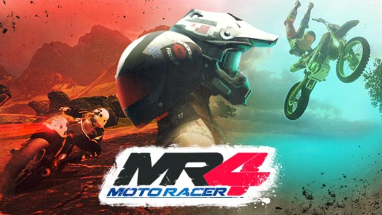 Moto Racer 4 фото