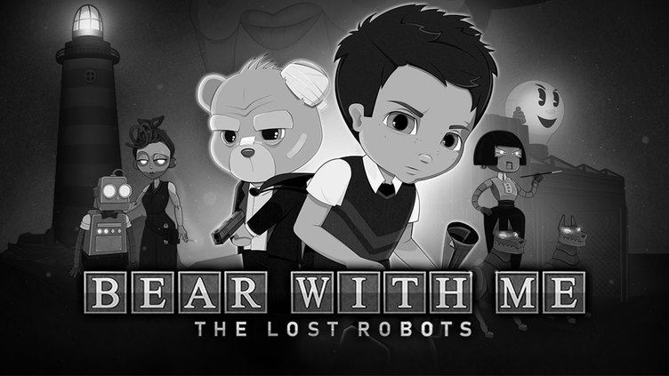 Bear With Me: The Lost Robots фото