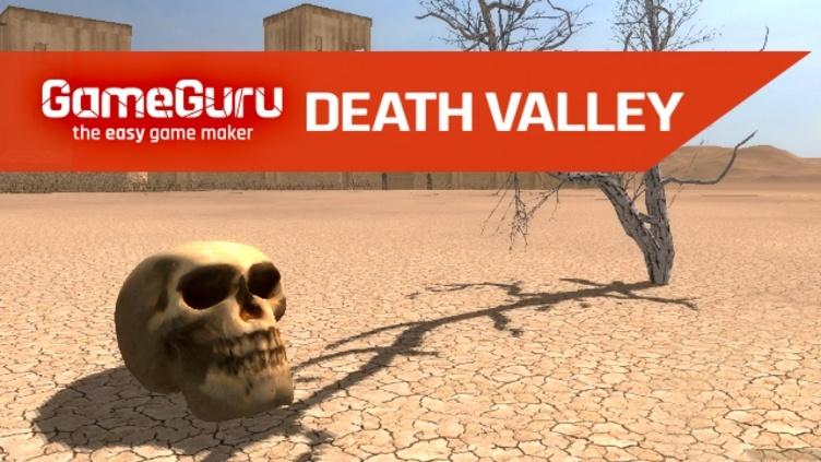 GameGuru - Death Valley Pack DLC фото