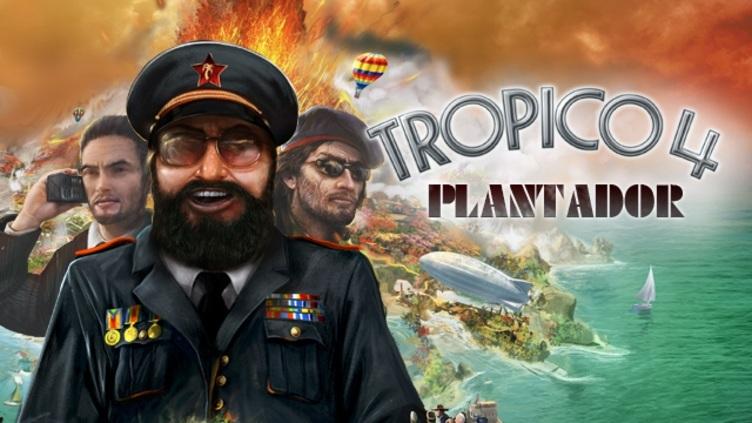 Tropico 4: Plantador DLC фото