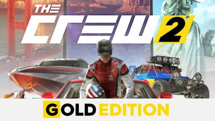 The Crew 2 - Gold Edition фото