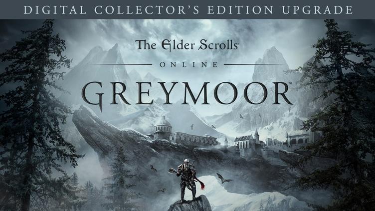 The Elder Scrolls® Online: Greymoor Digital Collector's Edition Upgrade