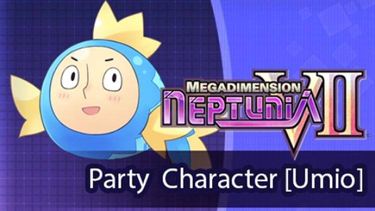 Megadimension Neptunia VII Party Character [Umio] DLC