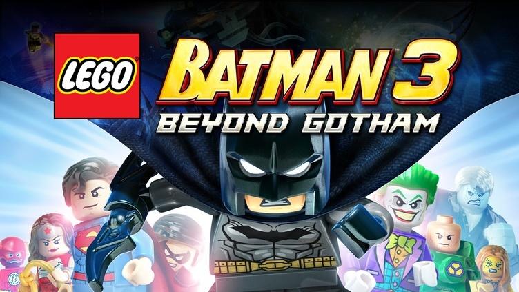 LEGO Batman 3: Beyond Gotham   Windows Steam   Fanatical