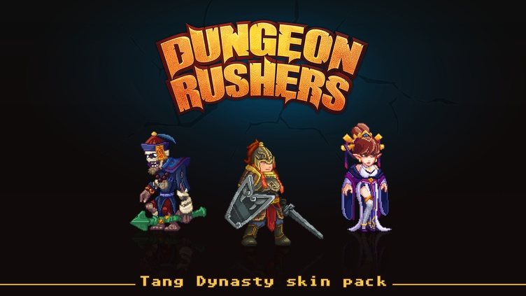 Dungeon Rushers - Tang Dynasty Skins Pack фото