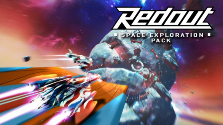 Redout - Space Exploration Pack DLC
