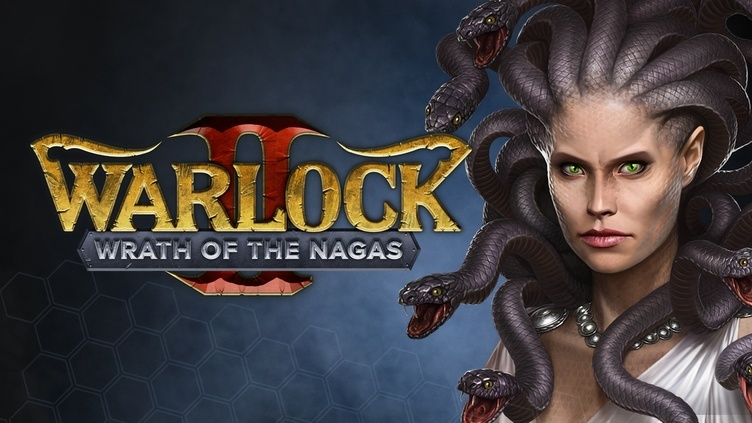 Warlock 2: Wrath of the Nagas DLC фото