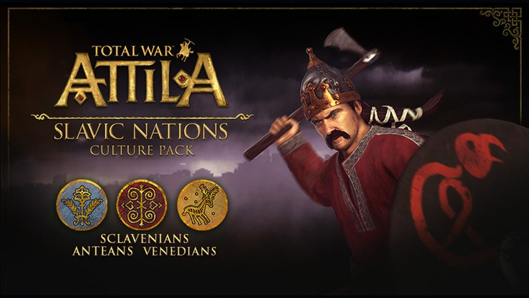 Total War: ATTILA – Slavic Nations Culture Pack DLC фото