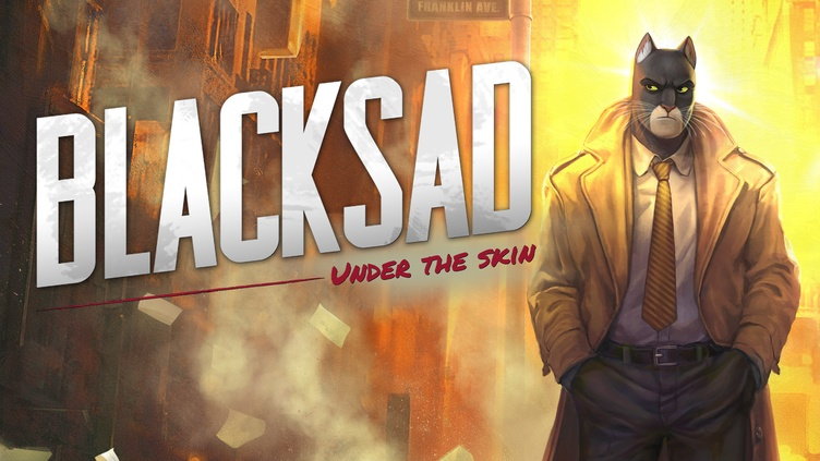 Blacksad: Under the Skin фото