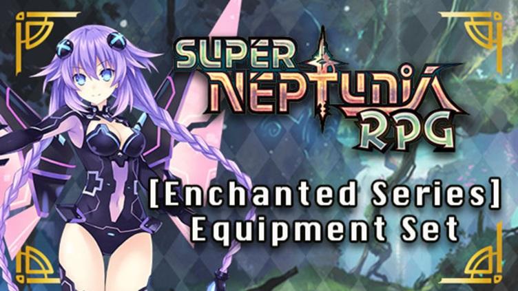 Super Neptunia RPG - [Enchanted Series] Equipment Set DLC фото