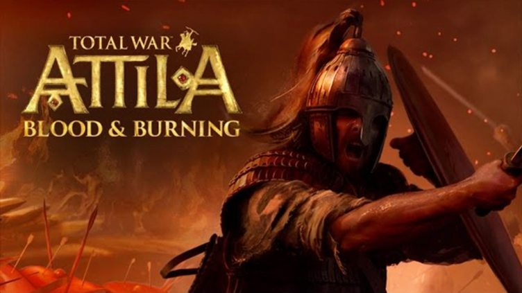 Total War: ATTILA – Blood & Burning DLC фото