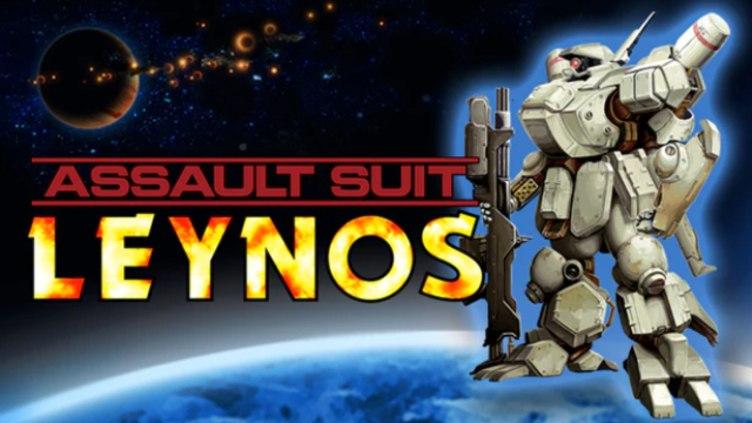 Assault Suit Leynos фото