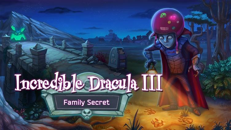 Alawar Entertainment / Incredible Dracula 3: Family Secret
