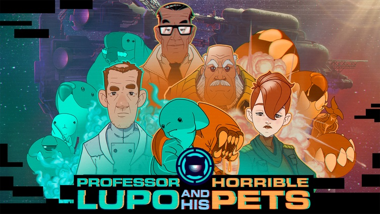 Professor Lupo and his Horrible Pets фото