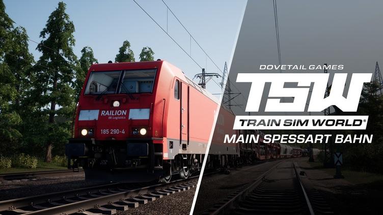Train Sim World®: Main Spessart Bahn: Aschaffenburg - Gemünden фото