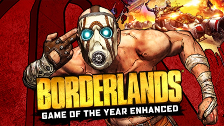 Borderlands Game of the Year Enhanced фото