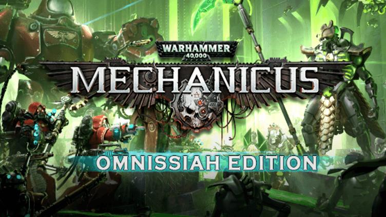 Warhammer 40,000: Mechanicus OMNISSIAH EDITION