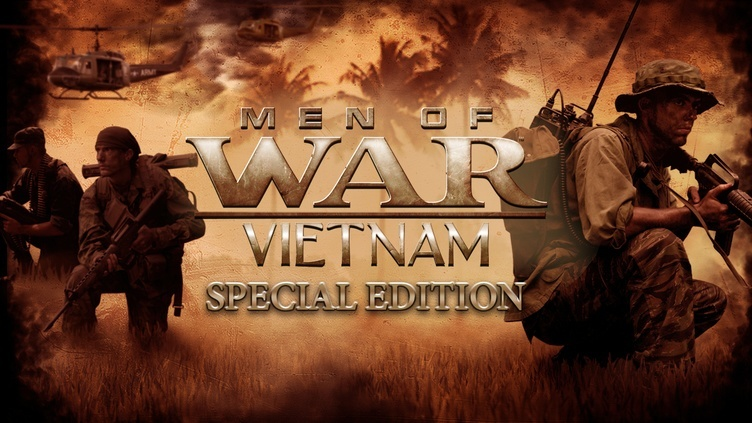 Men of War: Vietnam Special Edition фото