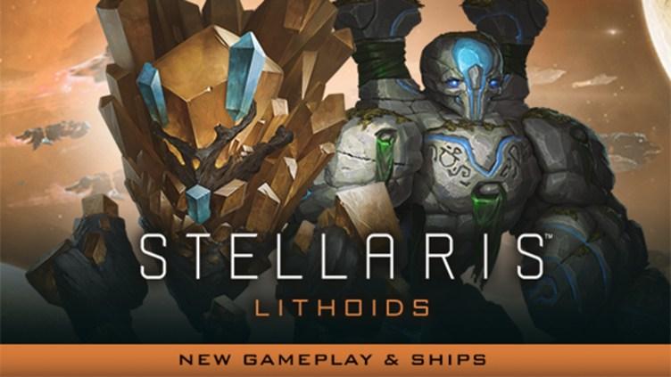 Stellaris: Lithoids Species Pack